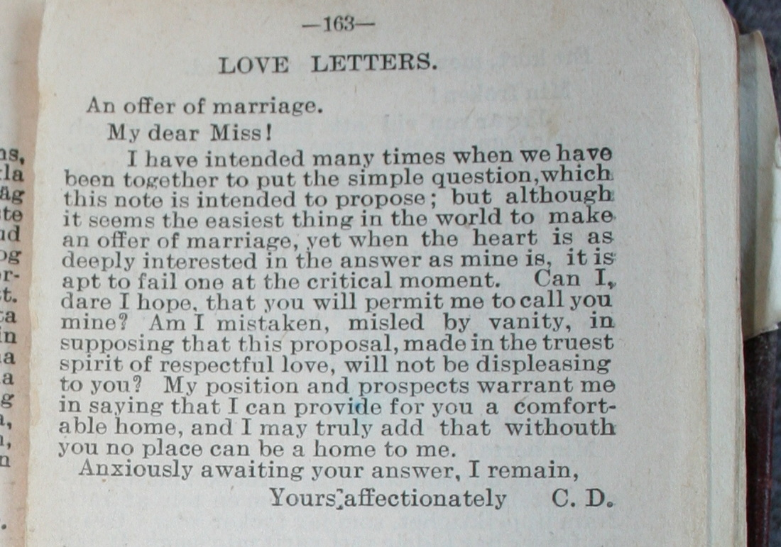 marriage proposal letter a definition of leader 2 13407 | 2652190 orig